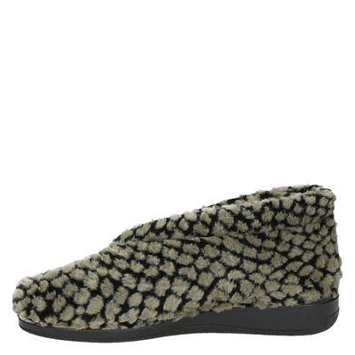 Cumbres dames pantoffels Beige