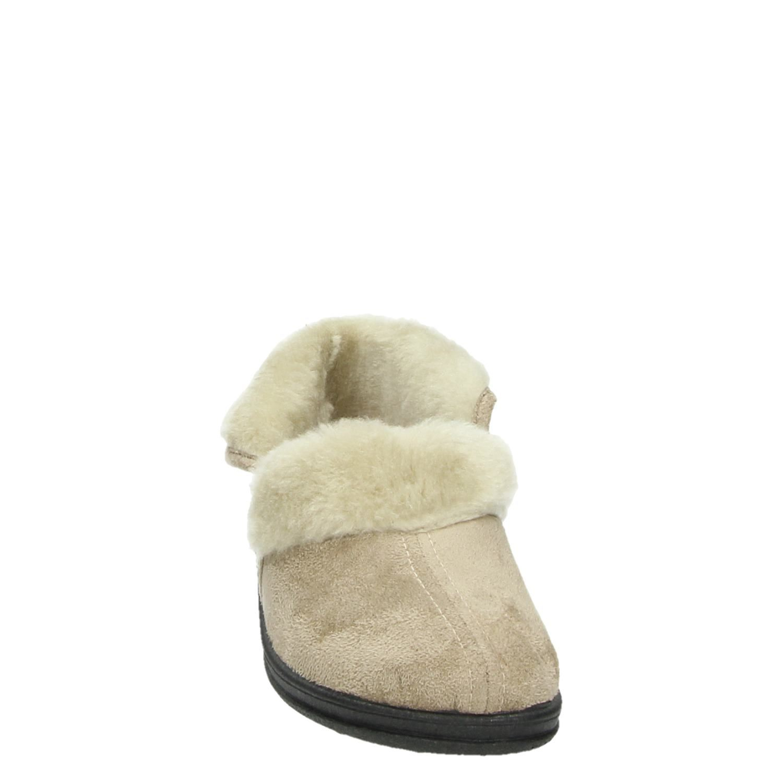 Slippercomfort dames pantoffels