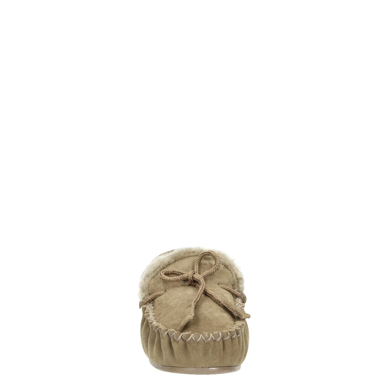 Warmbat Australia - Pantoffels voor dames - Taupe jkJtAEe