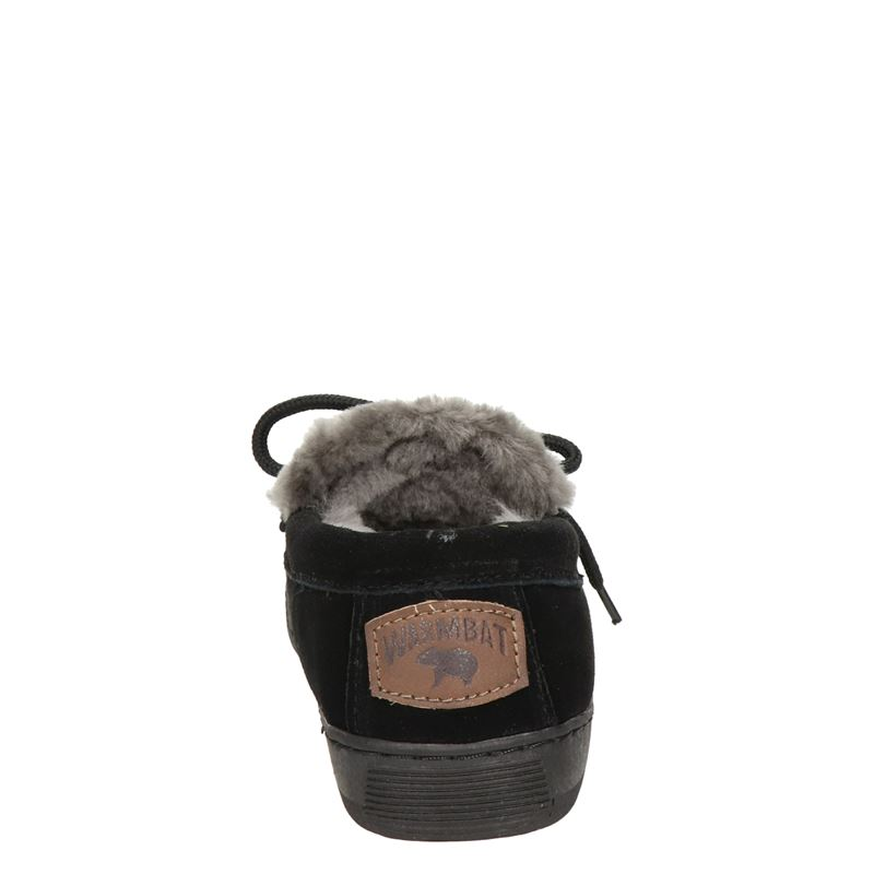 Warmbat Australia Koala - Pantoffels - Zwart