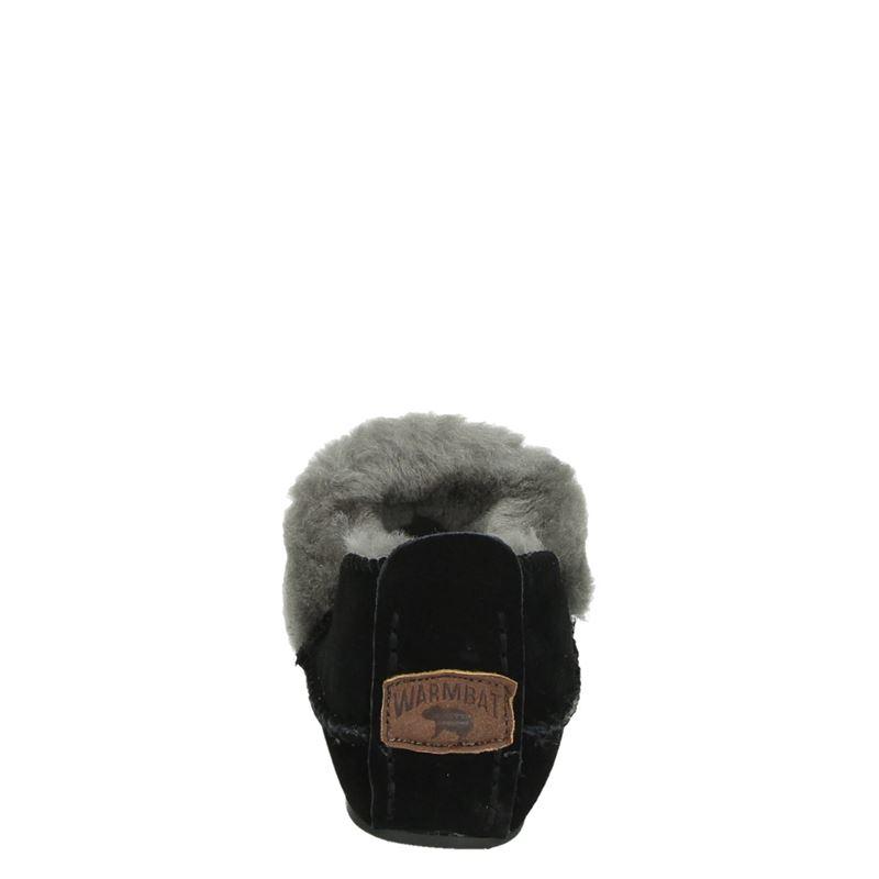 Warmbat Australia Polar Fox - Pantoffels - Zwart