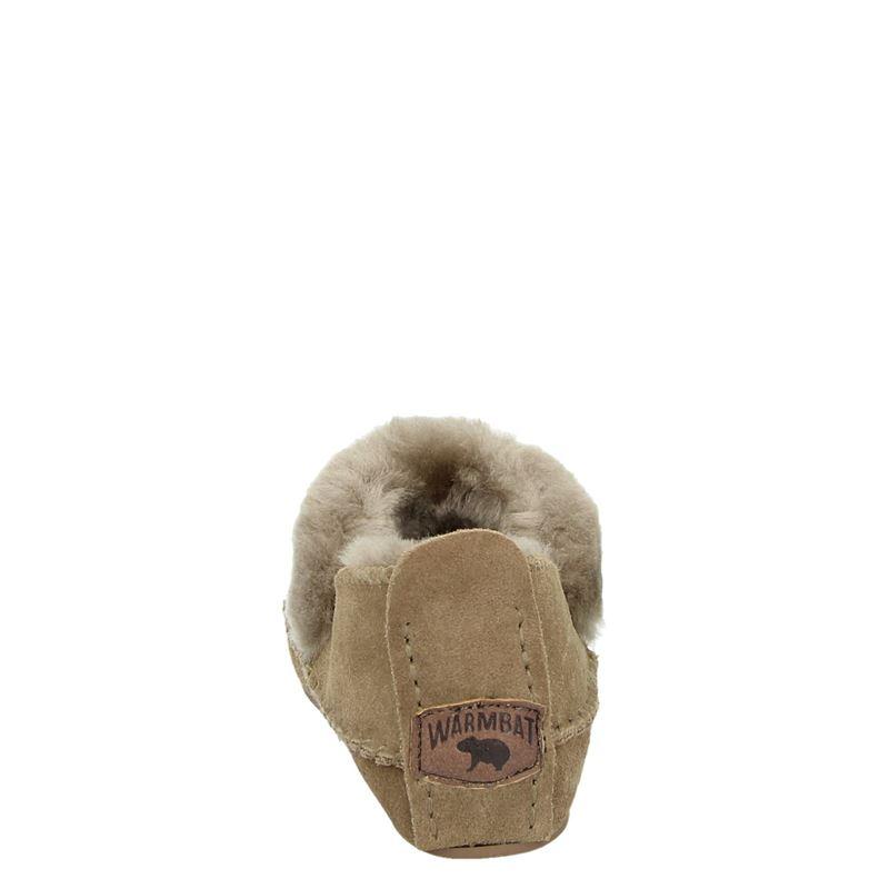 Warmbat Australia Polar Fox - Pantoffels - Taupe