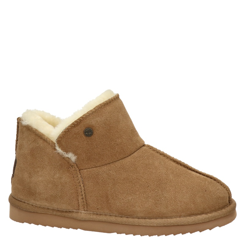 Warmbat Australia Willow - Pantoffels - Cognac