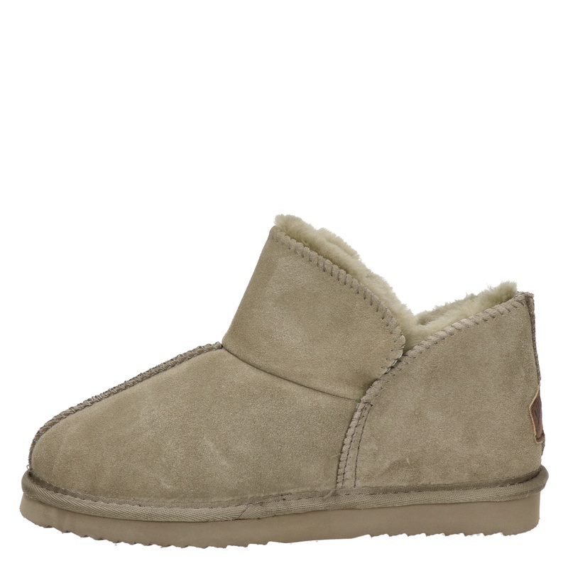 Warmbat Australia Willow - Pantoffels - Groen