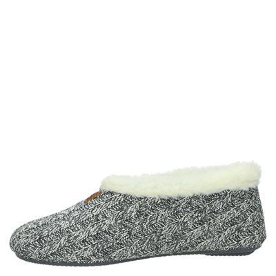 Nortenas dames pantoffels Grijs