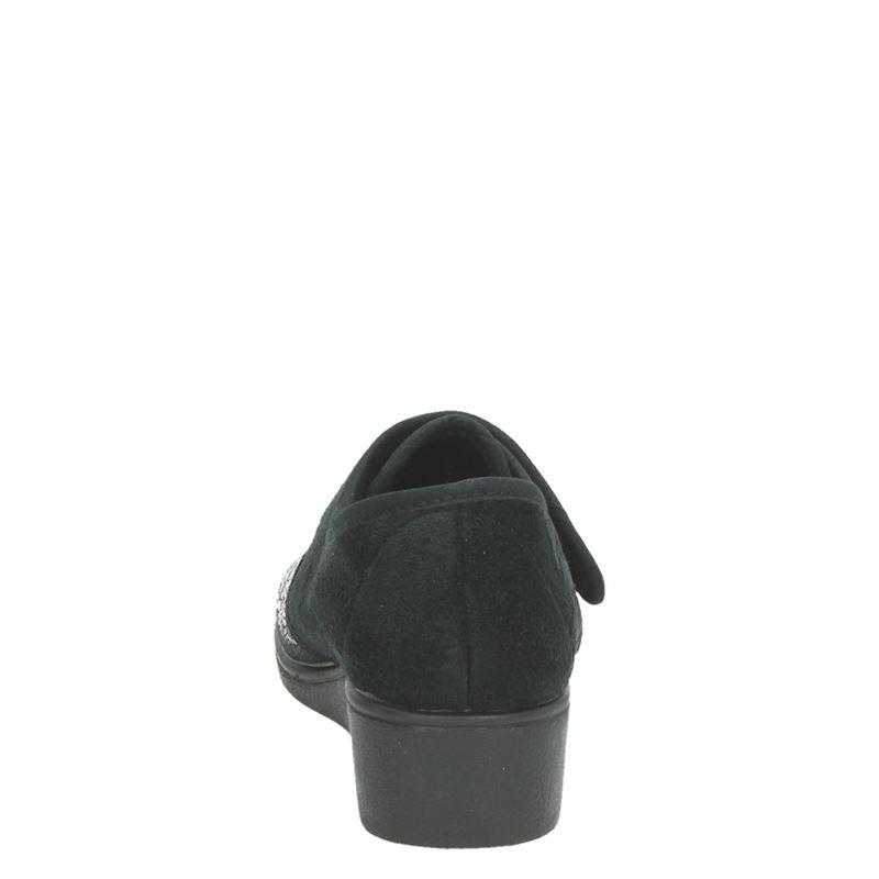 Campello - Pantoffels - Zwart