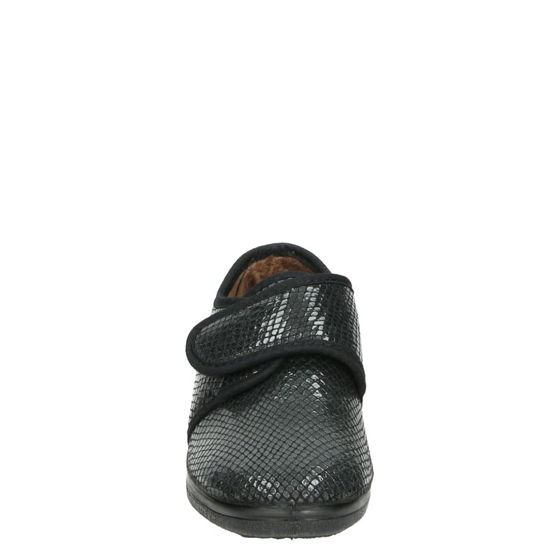 Nelson Home - Pantoffels - Zwart