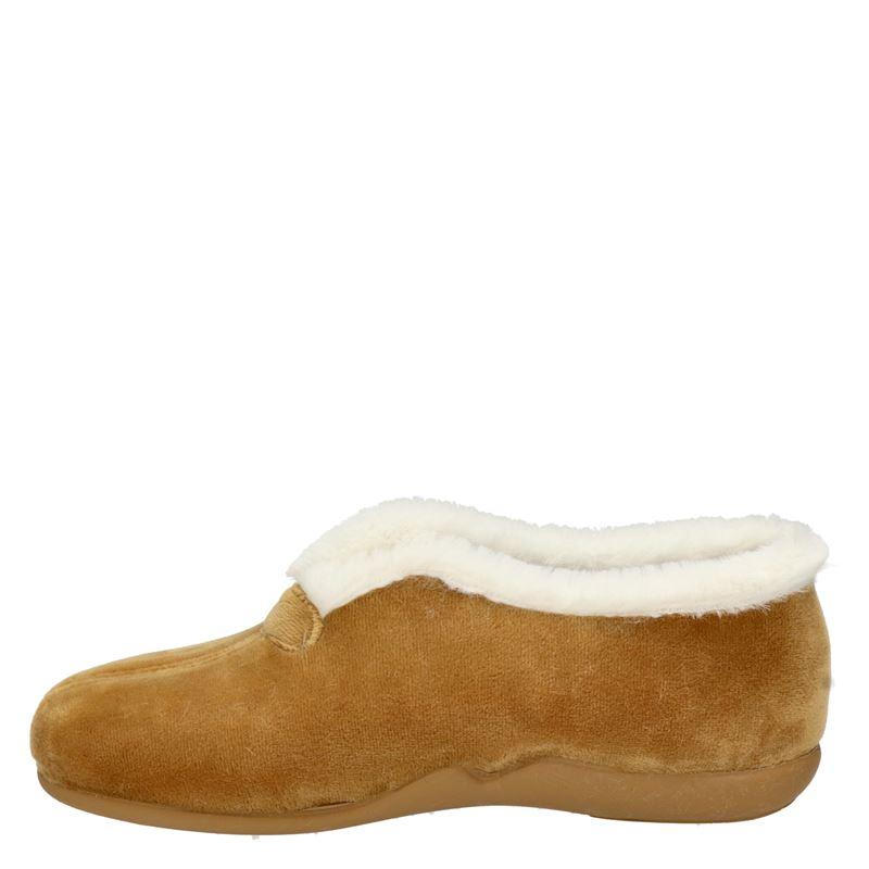 Comfort plus - Pantoffels - Bruin
