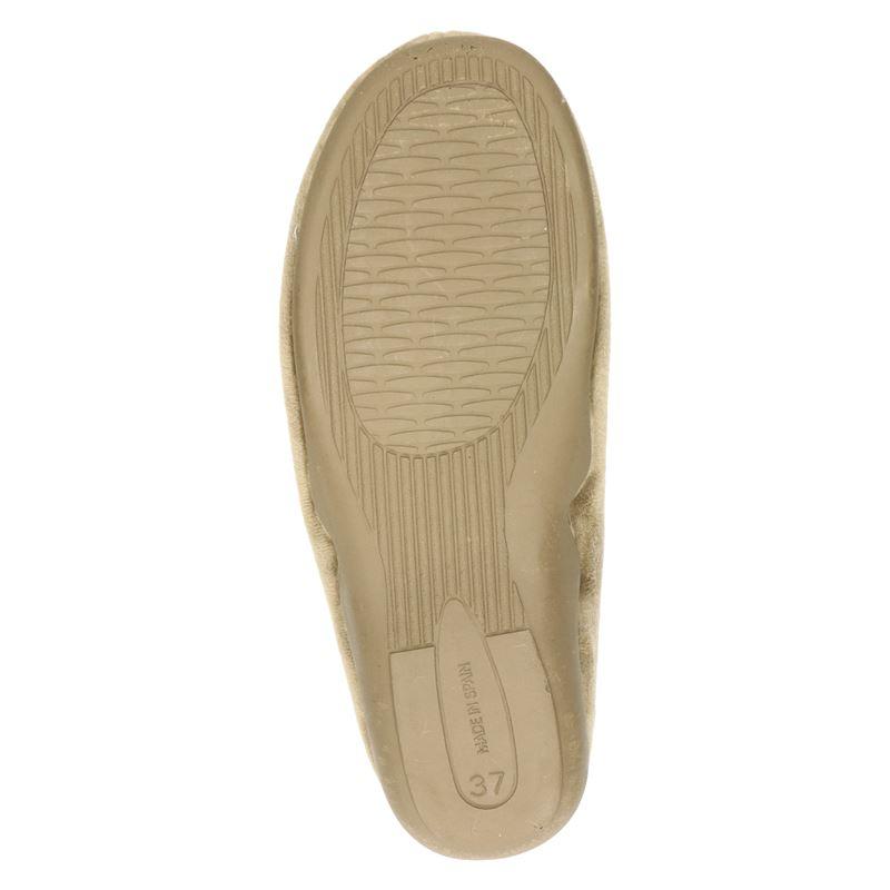 Comfort plus - Pantoffels - Taupe
