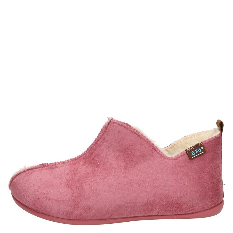 Q-Fit Madrid - Pantoffels - Roze