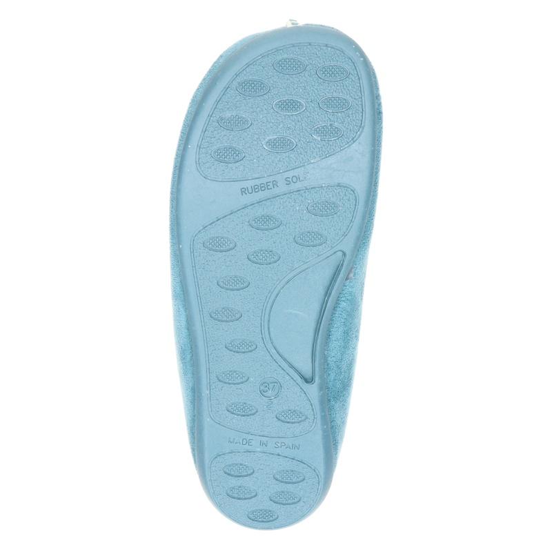 Q-Fit Madrid - Pantoffels - Blauw