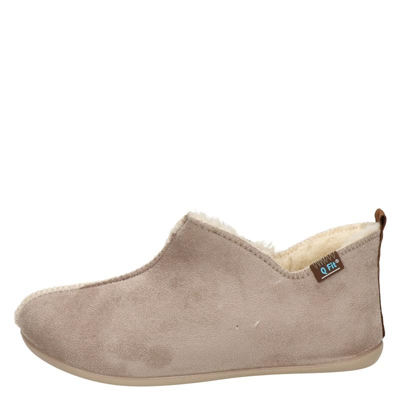 Q-Fit Madrid - Pantoffels - Beige