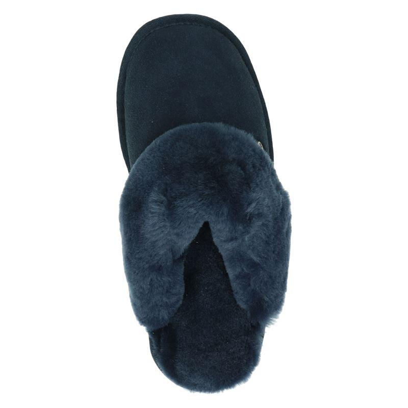Warmbat Australia Flurry - Pantoffels - Blauw