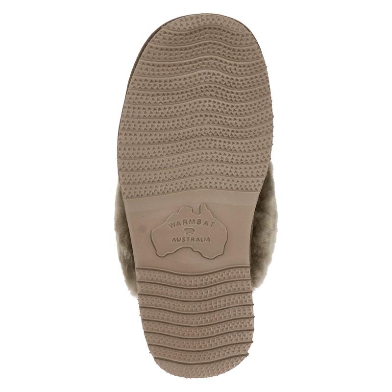 Warmbat Australia Flurry - Pantoffels - Taupe