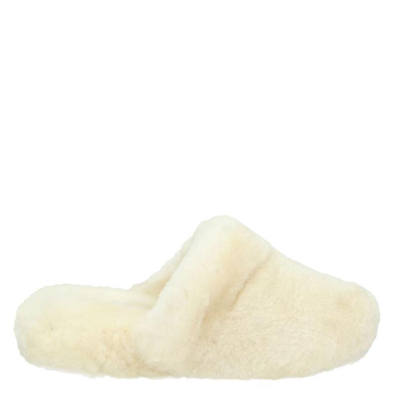 Alpacas - Pantoffels - Ecru