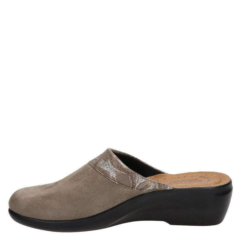 FlyFlot - Pantoffels - Taupe