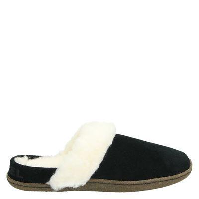 Sorel dames pantoffels zwart