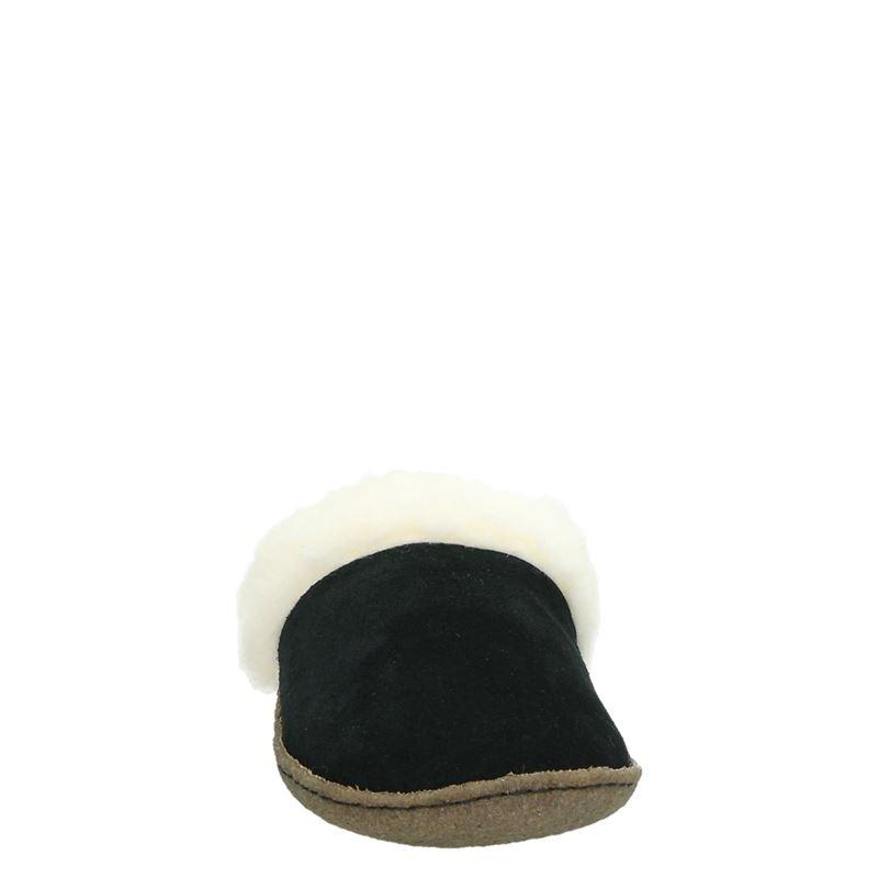 Sorel Nakiska Slide - Pantoffels - Zwart