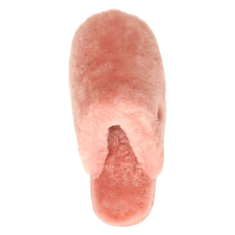Warmbat Australia Mungo - Pantoffels voor dames - Roze  03214578