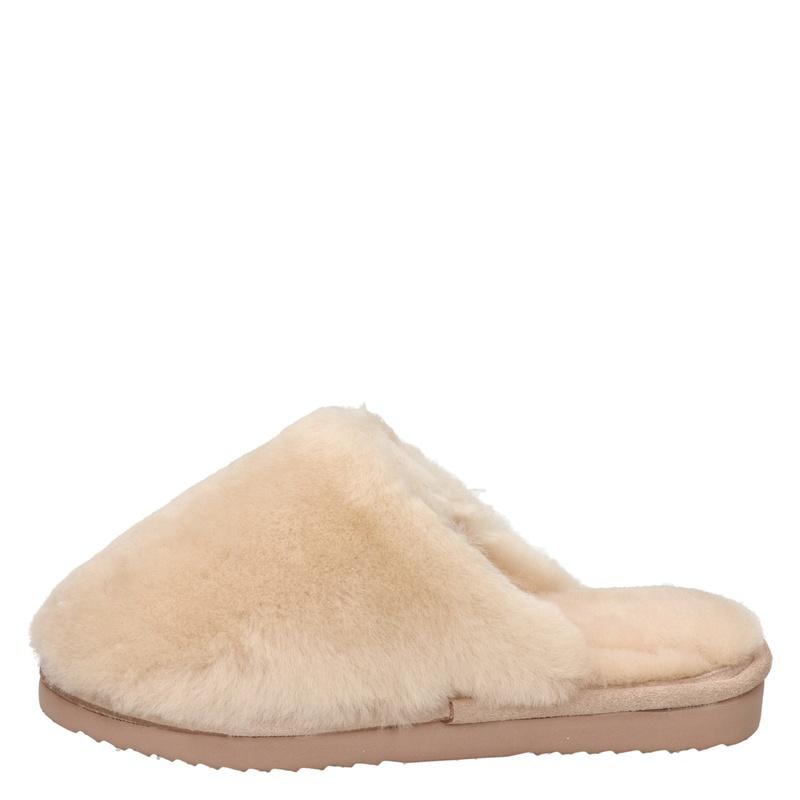 Warmbat Australia Mungo - Pantoffels - Beige