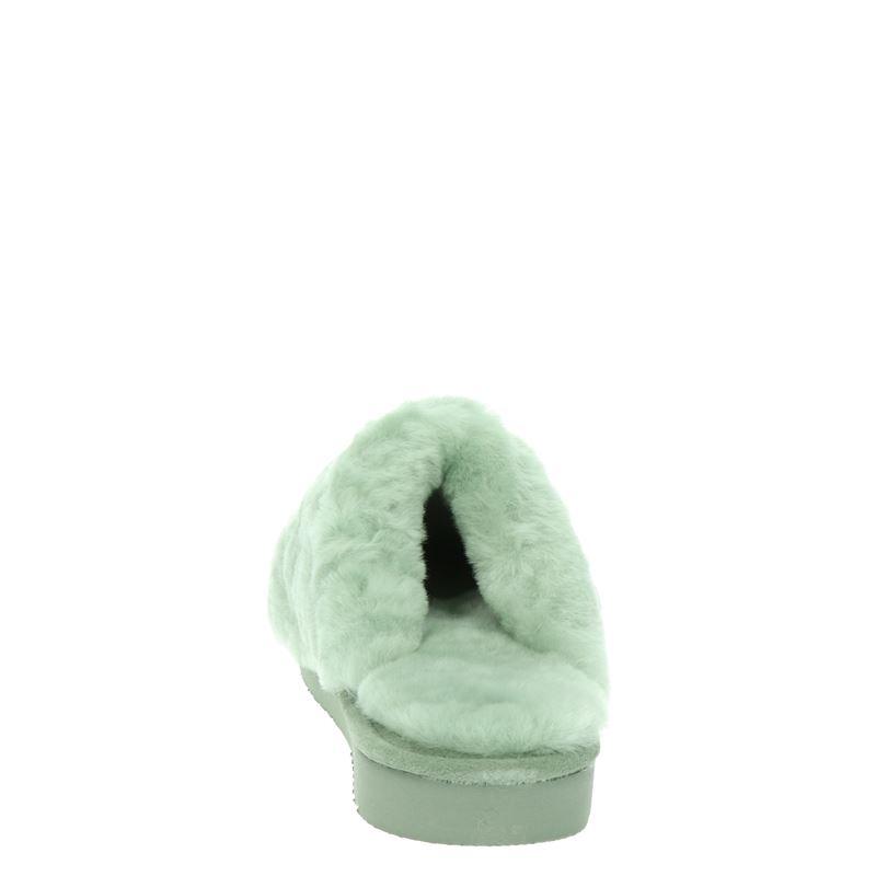 Warmbat Australia Mungo - Pantoffels - Groen