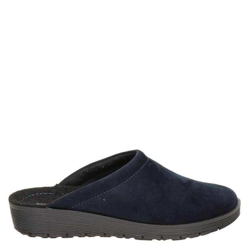 Rohde pantoffels donkerblauw online kopen