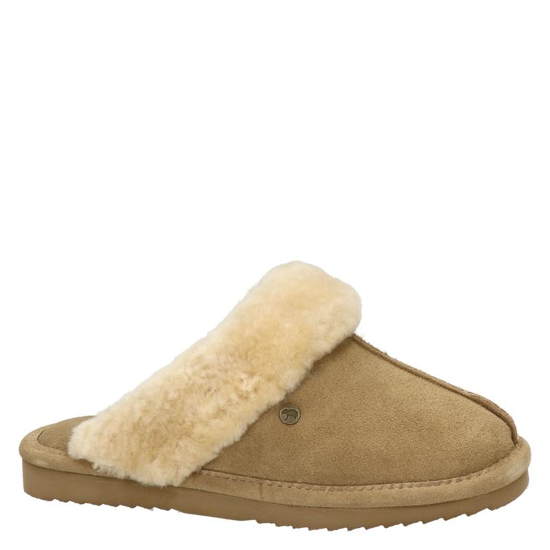 Warmbat Australia Lismore - Pantoffels - Bruin