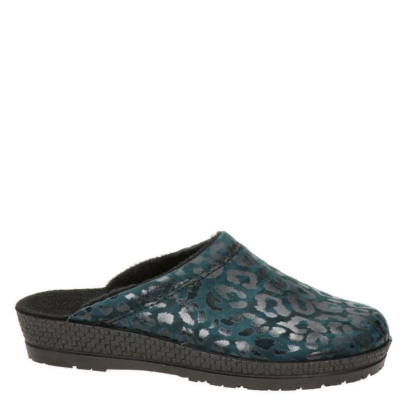 Rohde - Pantoffels - Blauw