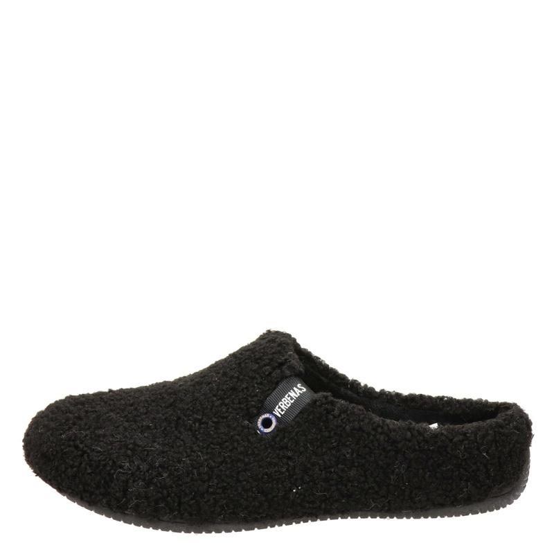 Verbenas York Nairobi - Pantoffels - Zwart