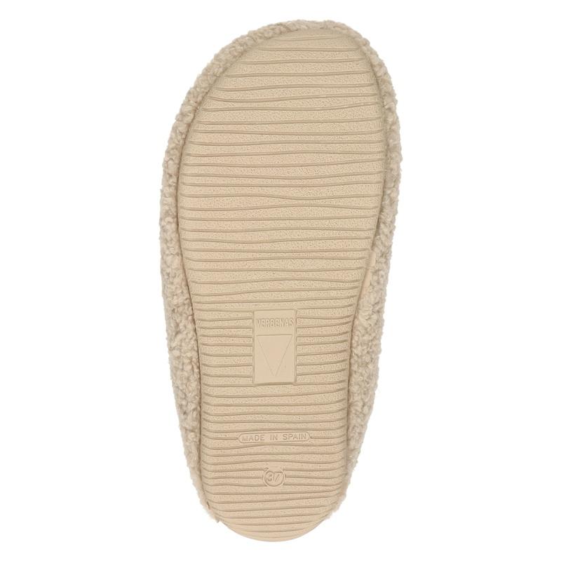 Verbenas York Nairobi - Pantoffels - Beige