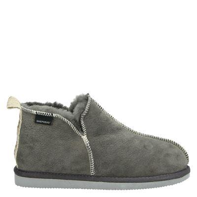 Shepherd dames pantoffels grijs