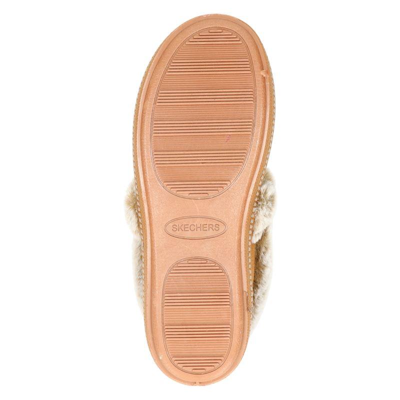 Skechers Cali - Pantoffels - Cognac