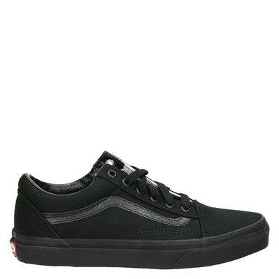 vans old school dames zwart
