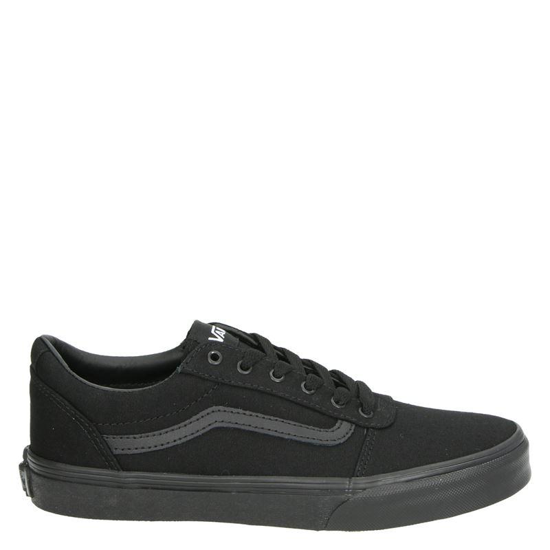 Vans Ward - Lage sneakers - Zwart