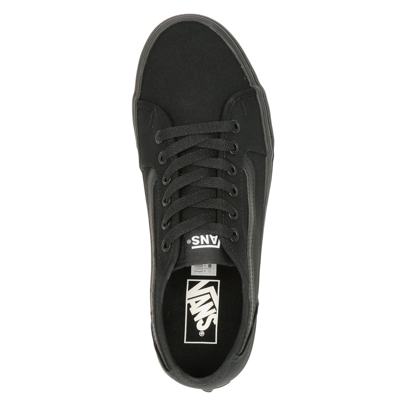Vans Filmore Decon - Lage sneakers - Zwart