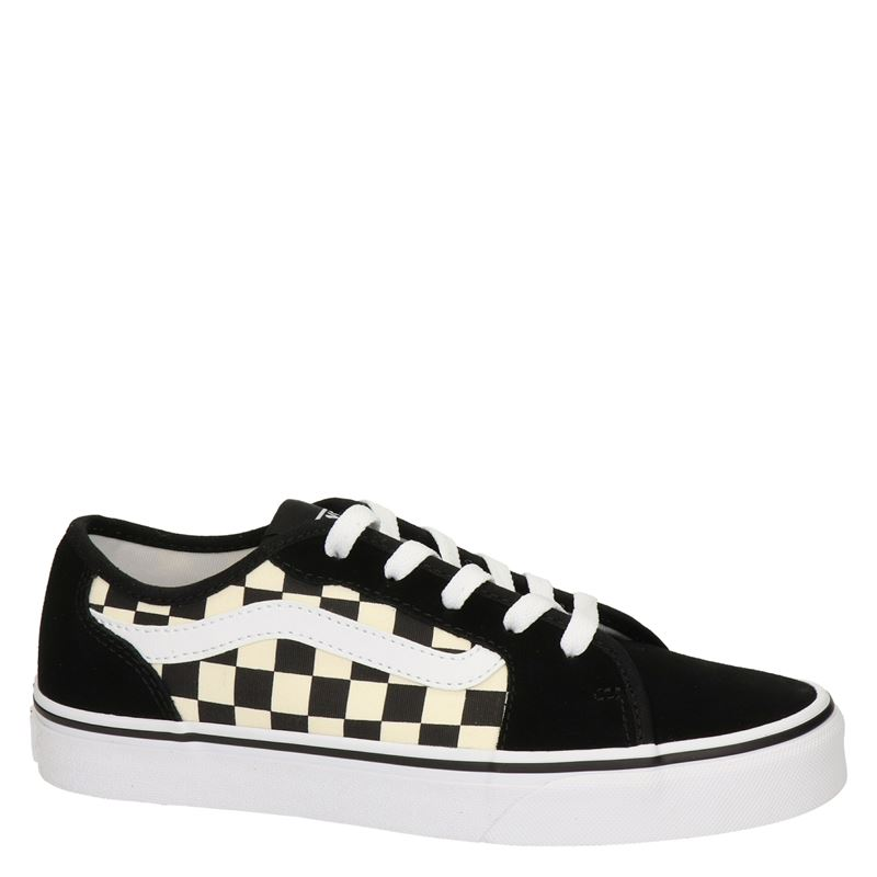 Vans Filmore Decan - Lage sneakers - Zwart
