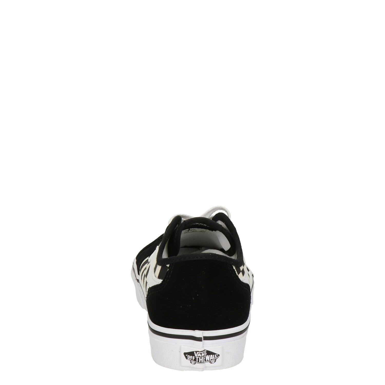 Vans Filmore Decan - Lage sneakers - Zwart rQGYkv3