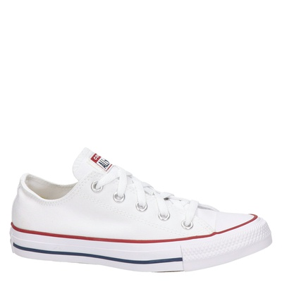 Converse All Star - Lage sneakers - Wit - Nelson.nl