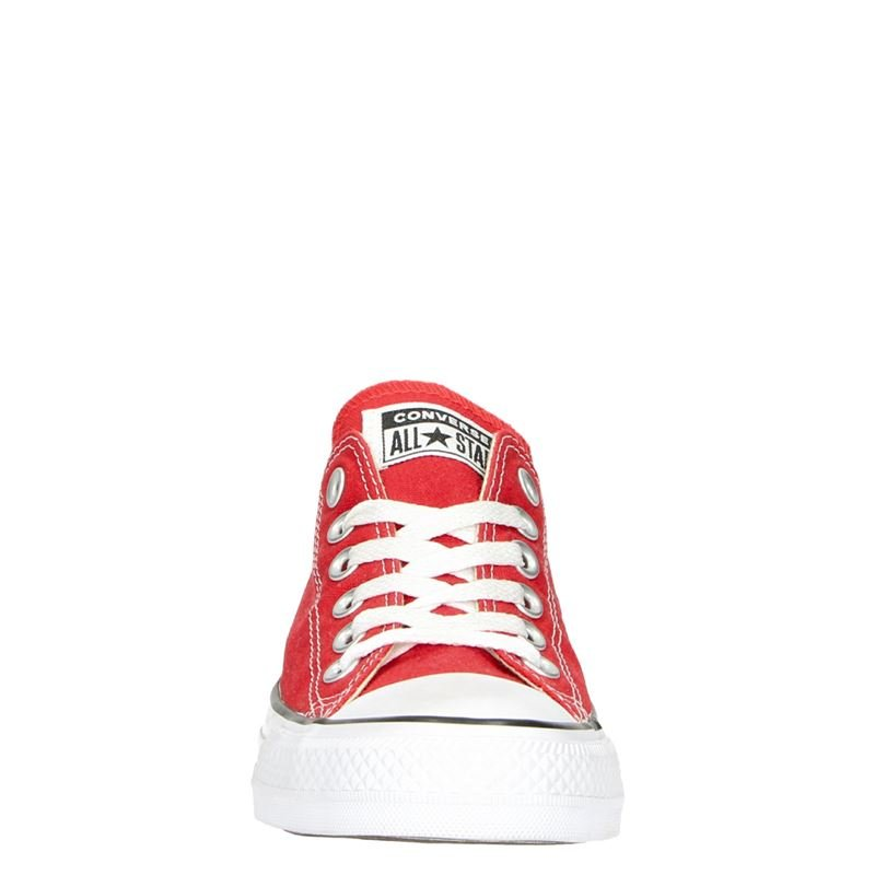 Converse All Star Lage sneakers Rood Nelson.nl