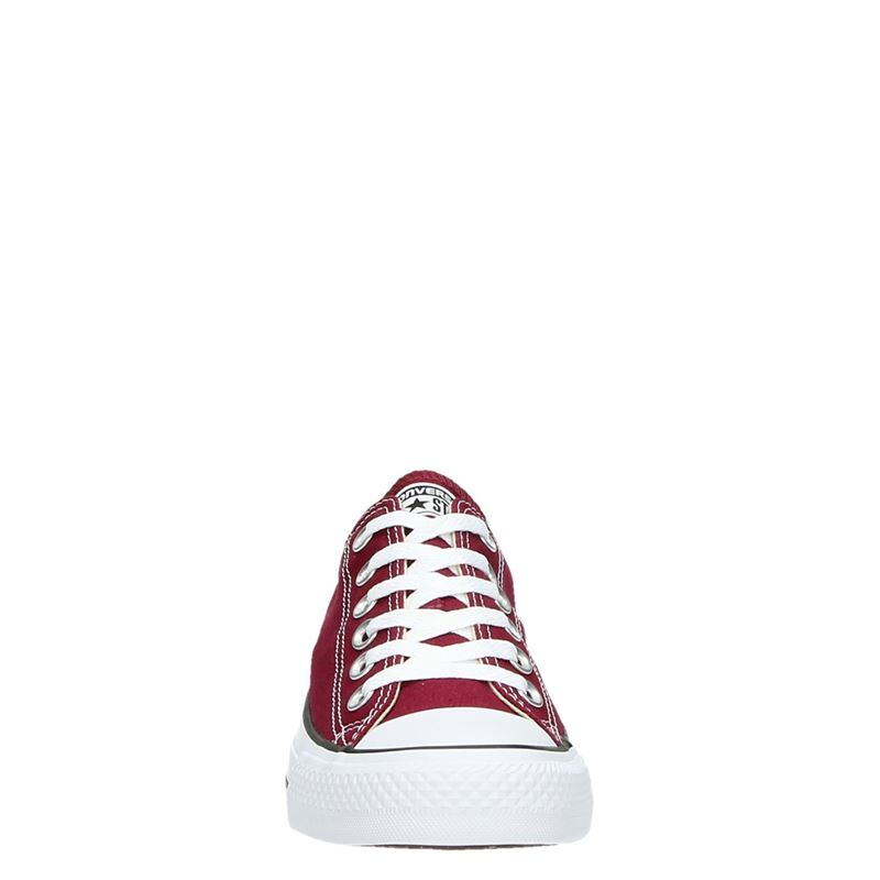 Converse All Star - Lage sneakers - Rood
