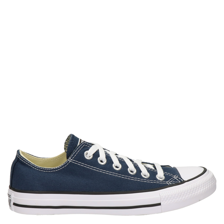 Bleu Chaussures Converse All Star Pour Les Hommes ffe8zJX