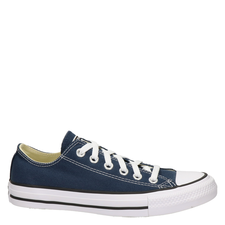 Converse All Star damessneaker blauw