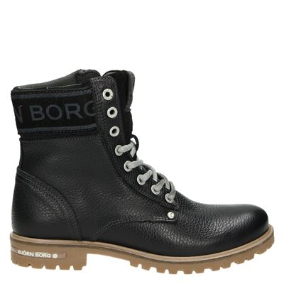 Bjorn Borg unisex boots zwart