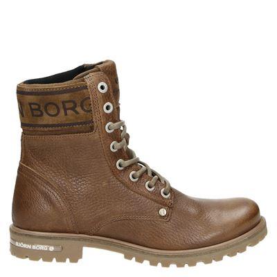 Bjorn Borg unisex boots cognac