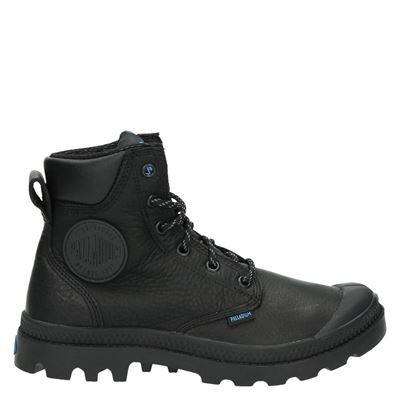 Palladium unisex boots zwart
