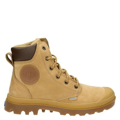 Palladium unisex boots geel