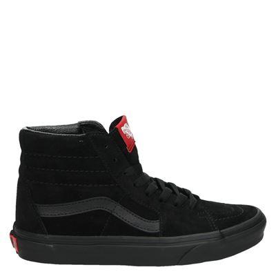 Vans unisex sneakers zwart