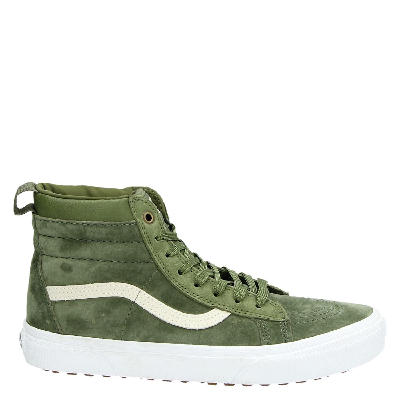 vans sk8 groen
