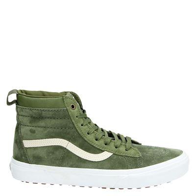 Vans unisex sneakers groen