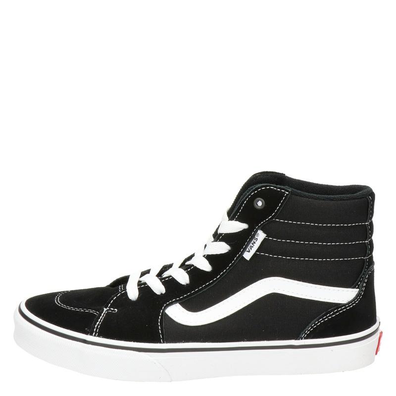 Vans Filmore HI - Hoge sneakers - Zwart